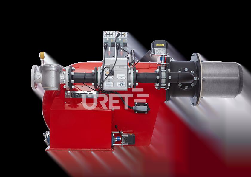 ÜRG 12 AZ ÜRET Oransal Gaz Brülörü (1500-6000 kW)