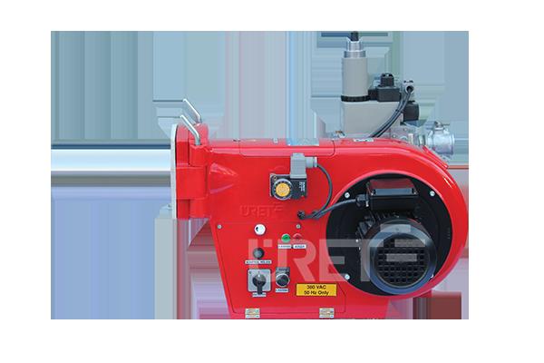 ÜRG3Z ÜRET İki Kademeli Gaz Brülör (174-406 kW)
