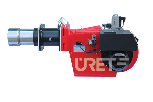 ÜRG 6 AZ ÜRET Oransal Gaz Brülörü (256-890 kW)