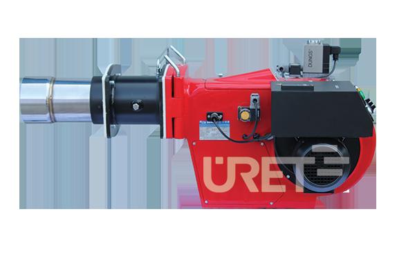ÜRG 7 AZ ÜRET Oransal Gaz Brülörü (650-1745 kW)