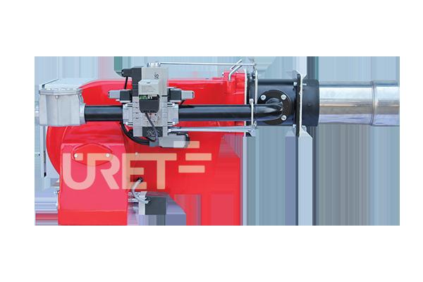 ÜRG 8 AZ ÜRET Oransal Gaz Brülörü (930-2558 kW)