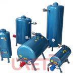 sıvı yakıt ön ısıtıcı tankları