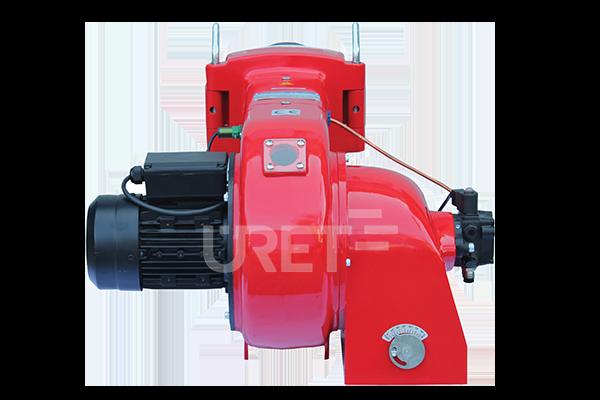 Ü 2 VMUS ÜRET Tek Kademeli Motorin Sıvı Yakıt Brülörü (10-25 kg/h)