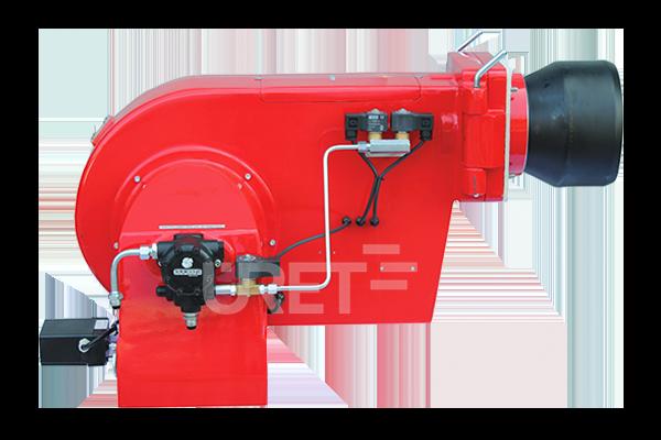 Ü 7 VZTU ÜRET İki Kademeli Motorin Sıvı Yakıt Brülörü (50-150 kg/h)