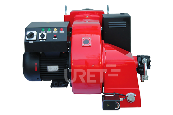 ÜM 8 VZTU ÜRET İki Kademeli Fuel Oil Sıvı Yakıt Brülörü (70-250 kg/h)