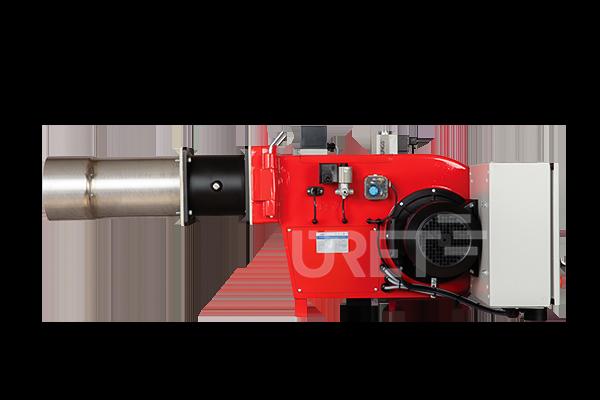 ÜRG L 6 AZ ÜRET Oransal Çift Yakıtlı Brülör (256 -845 k/W)