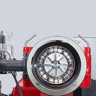 brülör türbülasyon sistemi
