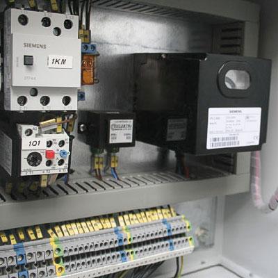 brülör elektrik kumanda sistemi